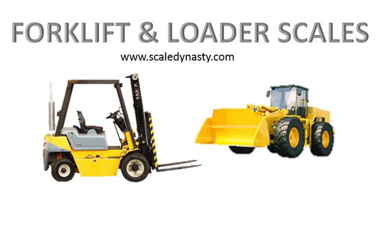 Forklift and Loader Scales