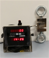 Data Logging Indicator scale