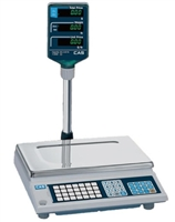 CAS 60 lb price computing scale