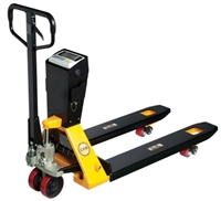 5,000 x 1 lbs Pallet Jack Scale CPS Plus