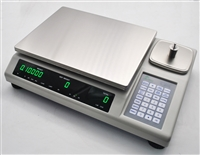 110 lb dual counting scale