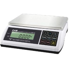 CAS ED Series 15 lb Bench Scale