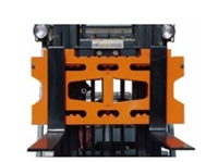 Forklift Scale - carriage mounted