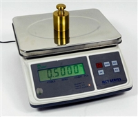 3lb x 0.0001lb - Mid Counting Scale