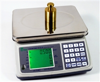 3lb x 0.0001lb - Mid Counting Scale Plus with Check-Weighing Function