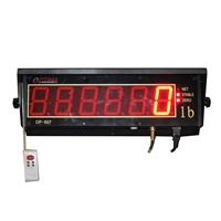 Large Display Weighing Indicator