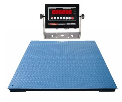 Op 916 4x4 10 ntep floor scale legal for trade for 10000 lb floor scale