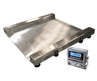 stainless steel Rectangle Drum Scale