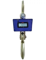 Optima 40,000 x 10 lb LED Hanging Industrial Crane Scale