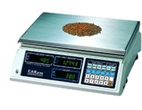 CAS 50 x 0.01 lbs Counting Scale - SC Series