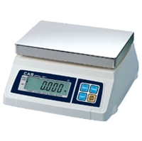 10 lb x 0.005 lb Portion Control Scale - Legal for Trade