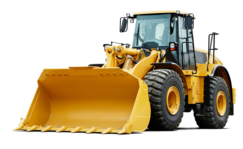 Front End Loader Scales