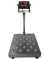 "18"" x 18"" ball platform bench scale"