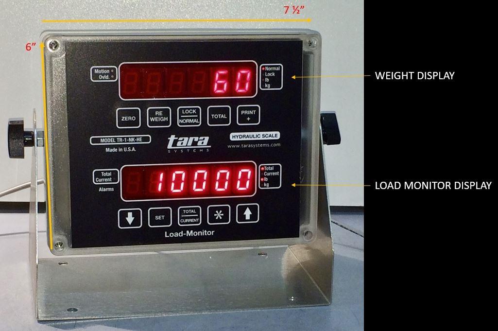 Forklift Scales Front End Loader Scales